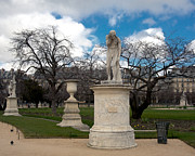 Tuileries Art - Tuileries Gardens - Cain after Killing Abel by Philip Sweeck
