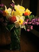 Michelle Calkins - Tulip Time Bouquet