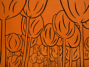 Joel Traylor - Tulips 1 Orange