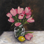 Torrie Smiley - Tulips and Lemon