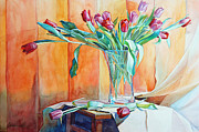 Ekaterina Gomol - Tulips.