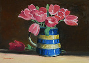 Tancau Emanuel - Tulips In Pot