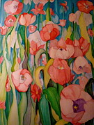 Margaret Pirrouette - Tulips Or Not Tulips