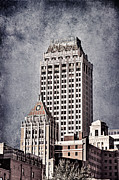 Tamyra Ayles Prints - Tulsa Art Deco I Print by Tamyra Ayles