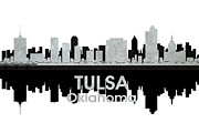 Tulsa Art - Tulsa OK 4 by Angelina Vick