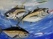Albacore Originals - Tuna Attack by Kevin  Brown