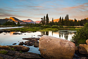 Mike Lee - Tuolumne Sunset