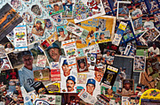 Sports Memorabilia Posters - Turn Back The Clock Poster by Jeffrey Campbell