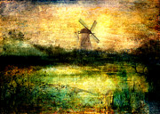 Sarah Vernon - Turning Windmill