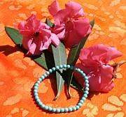 Featured Jewelry - Turquoise Bracelet by Monica Art-Shack