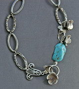 Necklace Jewelry - Turquoise by Mirinda Kossoff