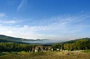 Tuscan Sky Print by Norman Pogson