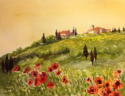 Wendy Hill - Tuscany