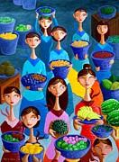 Tutti Frutti Print by Paul Hilario