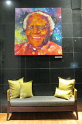 Desmond Prints - Tutu Print by Else Tamayo