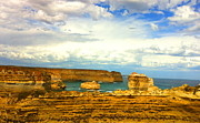 Number 12 Prints - Twelve apostles beach in Austarlia Print by Juan Jiang
