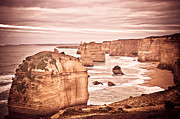 Shari Mattox Art - Twelve Apostles by Shari Mattox