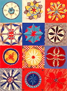 Assorted Originals - Twelve Mandalas For July by Pam Fingado