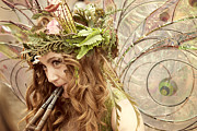 Flute Photos - Twig the Fairy  by Juli Scalzi
