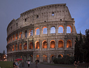 Alex Saunders - Twilight Colosseum Rome...