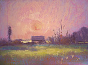 Healing Art Pastels - Twilight by Dorothy Fagan