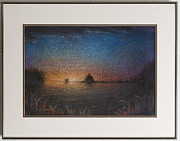 Postcard Pastels - Twilight by Elaine Norbisrath