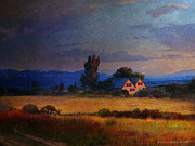 R christopher Vest - Twilight Glow Valley...