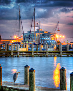 Sandra Lynn - Twilight on Gulfport...