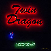 Chuck Staley - Twin Dragon