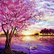Kinkade Originals - Twisted Blossom by Ann Marie Bone