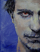 Superhero Paintings - Twisted by Michael Creese