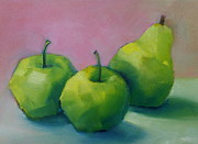 Michelle Abrams - Two Apples and One Pear
