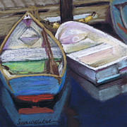 Susan Herbst - Two Boats Bernard