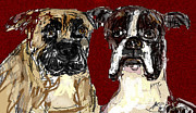 Joyce Goldin - Two Dogs