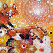Ashleigh Dyan Bayer - Two Foxes You Have A...