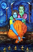 Anand Karambe - Two girl