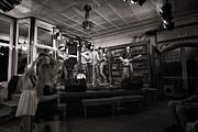 Dan Friend - Two girls dancing at the Purple Fiddle