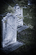 Miss Dawn - Two Headstones In...