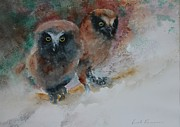 Ruth Kamenev - Two Hoots