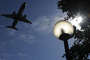 Airlines Photo Originals - Two Lights  by Frikkie Bekker