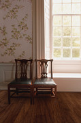 Window Seat Posters - Two Poster by Margie Hurwich