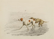 Two Pointers Print by Henry Thomas Alken