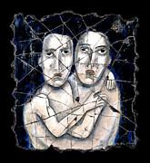 Two Souls Print by Steve Bogdanoff