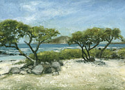 Stacy Vosberg - Two Trees at Makapu