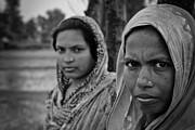 Pallab Banerjee - Two woman