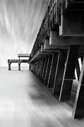 Photo Digital Art - Tybee Island Pier by Mike McGlothlen