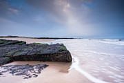 Keith Thorburn - Tynningham Beach Rocks