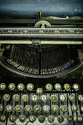 Typewriter Keys Photos - Type by Margie Hurwich