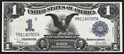 Certificates Framed Prints - U. S. Silver Certificate 1899 Framed Print by Daniel Hagerman