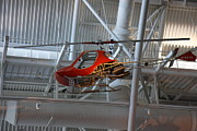 Flying Photos - Udvar-Hazy Center - Smithsonian National Air And Space Museum annex - 1212101 by DC Photographer